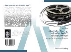 """Capa do livro de """"Deutscher Film mit türkischer Seele""""*"""