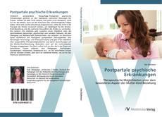 Buchcover von Postpartale psychische Erkrankungen