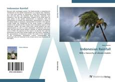 Bookcover of Indonesian Rainfall