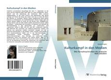 Kulturkampf in den Medien kitap kapağı