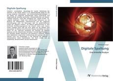 Buchcover von Digitale Spaltung