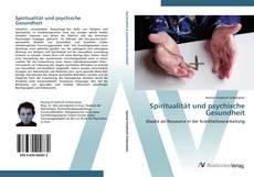 Spiritualität und psychische Gesundheit kitap kapağı