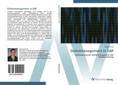 Buchcover von Datenmanagement in SAP