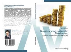 Borítókép a  Bilanzierung des materiellen Eigenkapitals - hoz