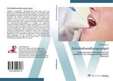 Bookcover of Zahnbehandlungsangst