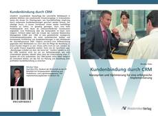 Bookcover of Kundenbindung durch CRM