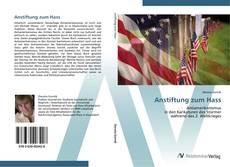Bookcover of Anstiftung zum Hass