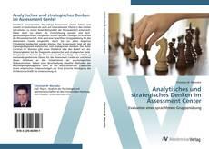 Bookcover of Analytisches und strategisches Denken im Assessment Center