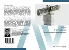 Bookcover of Solvenztests