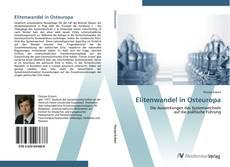 Portada del libro de Elitenwandel in Osteuropa