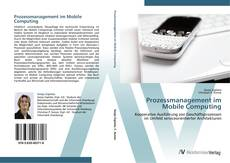Обложка Prozessmanagement im Mobile Computing