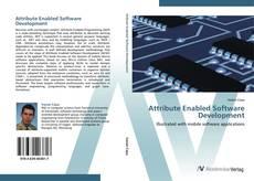 Buchcover von Attribute Enabled Software Development