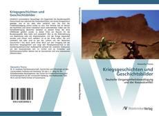 Обложка Kriegsgeschichten und Geschichtsbilder