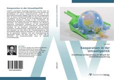 Bookcover of Kooperation in der Umweltpolitik