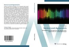 Bookcover of Service-Level-Agreements