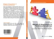 Bookcover of Mergers & Acquisitions in Familienunternehmen