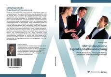Couverture de Mittelständische Eigenkapitalfinanzierung