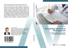 Copertina di Knowledge-Based Risk Management