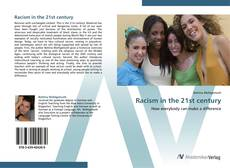 Bookcover of Racism in the 21st century