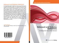 Borítókép a  Holocaust und Globales Gedächtnis - hoz