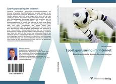 Sportsponsoring im Internet的封面