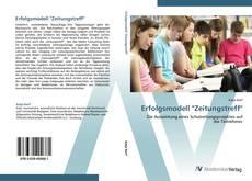 """Couverture de Erfolgsmodell """"Zeitungstreff"""""""