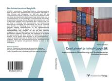 Bookcover of Containerterminal-Logistik
