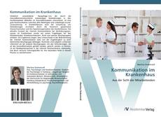 Bookcover of Kommunikation im Krankenhaus