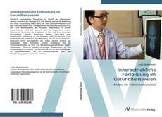 Buchcover von Innerbetriebliche Fortbildung im Gesundheitswesen
