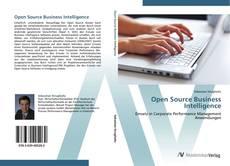Couverture de Open Source Business Intelligence