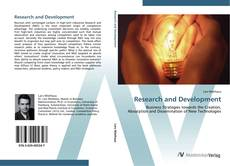 Research and Development的封面