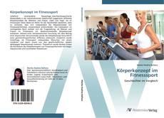 Buchcover von Körperkonzept im Fitnesssport