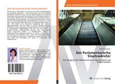 Copertina di Der Parlamentarische Staatssekretär