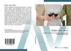 Bookcover of Reden über Wein