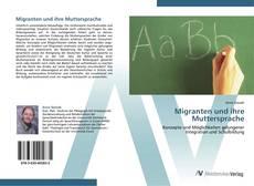 Buchcover von Migranten und ihre Muttersprache