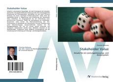 Stakeholder Value kitap kapağı