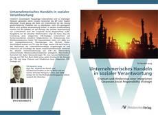 Unternehmerisches Handeln in sozialer Verantwortung kitap kapağı