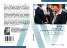 Обложка Messung der Kommunikationseffizienz