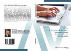 Copertina di ASIX-Suche in XML-Datenbanken