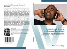 eLearning-Software professionell erstellen kitap kapağı