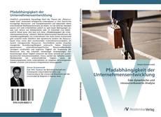 Buchcover von Pfadabhängigkeit der Unternehmensentwicklung