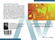 Bookcover of Advanced Planning Systeme