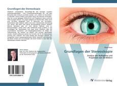 Capa do livro de Grundlagen der Stereoskopie