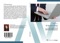 Bookcover of IT Governance
