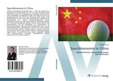 Borítókép a  Sportökonomie in China - hoz