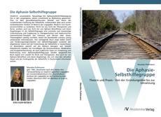 Capa do livro de Die Aphasie-Selbsthilfegruppe