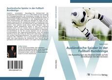 Bookcover of Ausländische Spieler in der Fußball-Bundesliga