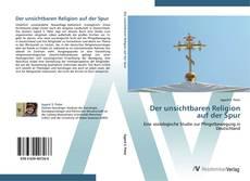 Portada del libro de Der unsichtbaren Religion auf der Spur