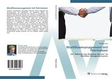 Capa do livro de Workflowmanagement mit Petrinetzen