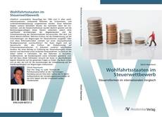 Buchcover von Wohlfahrtsstaaten im Steuerwettbewerb